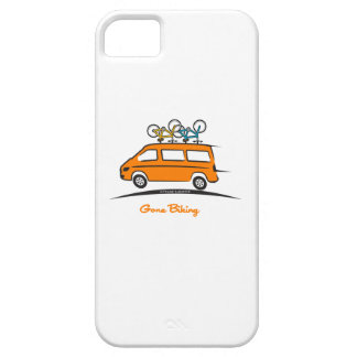 Mercedes Sprinter Gone Biking iPhone SE/5/5s Case