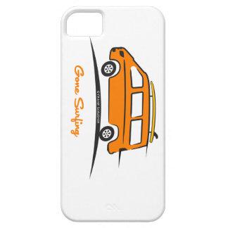 Mercedes Sprinter Gone Surfing iPhone SE/5/5s Case