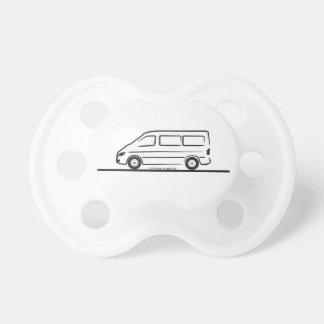Mercedes Sprinter Short Wheelbase Pacifier