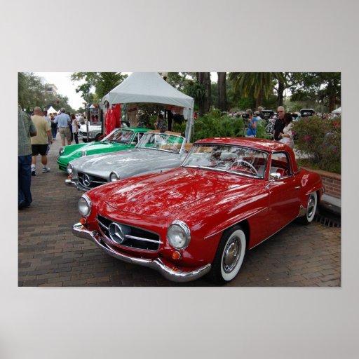 Mercedes viejo posters