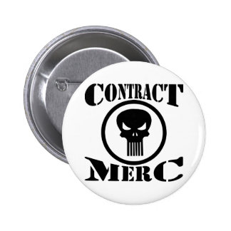 Mercenario Merc del contrato Pin