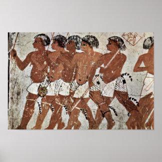 Mercenarios de Nubian por zen del DES de Maler Der Impresiones