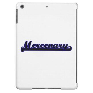 Mercenary Classic Job Design iPad Air Case