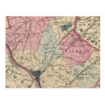 Mercer County, NJ Postcard