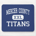 Mercer County - Titans - High - Harrodsburg Mouse Mats