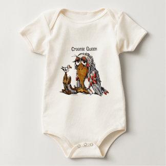 Mercer Mayer's Croonie Queen Baby Bodysuit