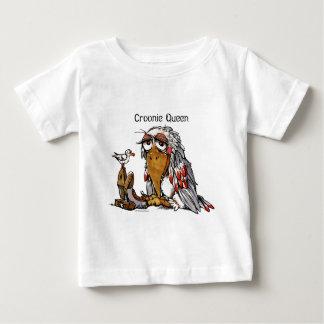 Mercer Mayer's Croonie Queen Baby T-Shirt