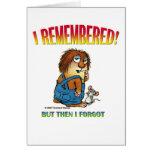 Mercer Mayer's Little Critter Card
