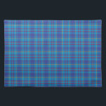 "Mercer Scottish Tartan Cloth Placemat<br><div class=""desc"">Mercer Scottish Tartan</div>"