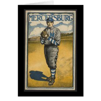 Mercersburg Baseball Card