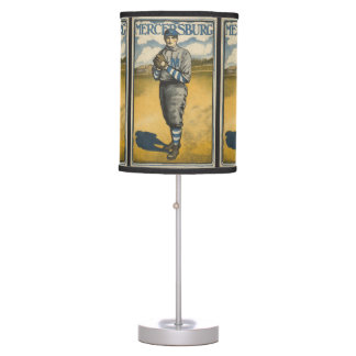 Mercersburg Baseball Desk Lamp