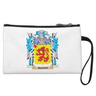 Merch Coat of Arms - Family Crest Wristlet Purses