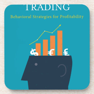 Merchandise for Psychology of Successful Trading Drink Coaster