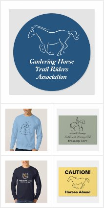 Merchandise for riding clubs