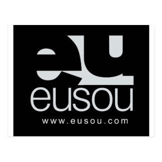 Merchandising EUSOU Postcard