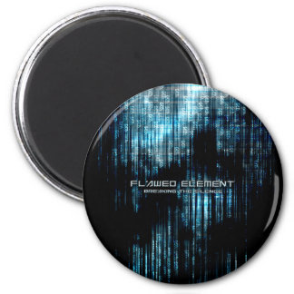 Merchandize 2 Inch Round Magnet