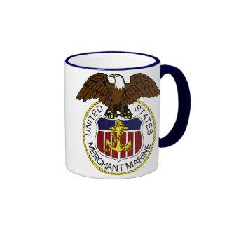 Merchant Marine Seal Seamen Mug