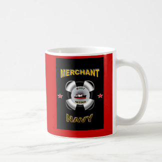 MERCHANT NAVY COFFEE MUG