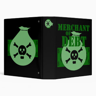 Merchant Of Debt Binder