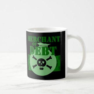 Merchant Of Debt Coffee Mug