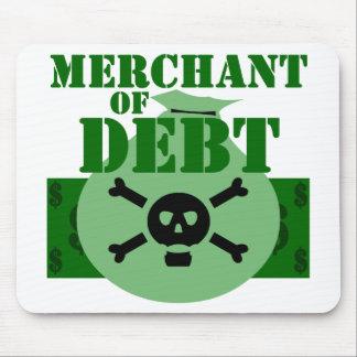Merchant Of Debt Mouse Pad