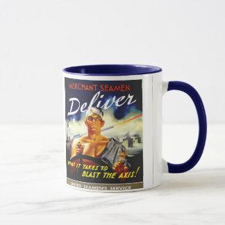 Merchant Seamen Mug