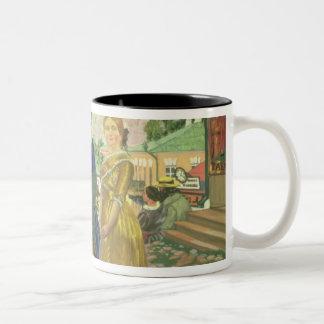 Merchant Women Two-Tone Coffee Mug