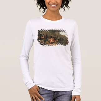 Merchants from Holland and the Middle East trading Long Sleeve T-Shirt