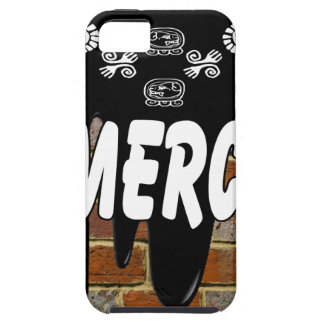 MERCI BRIK BCKGROUND PRODUCTS iPhone 5 COVERS