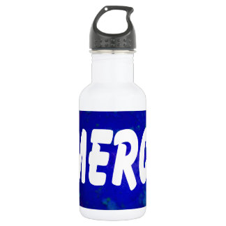 MERCI PROCUCTS STAINLESS STEEL WATER BOTTLE