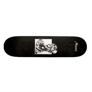 Merci the Clown Skateboard