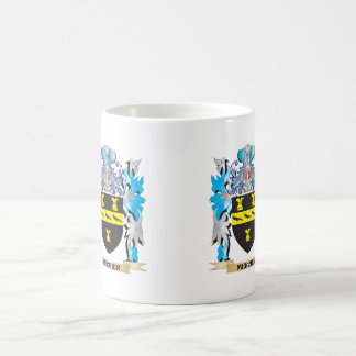Mercier Coat of Arms - Family Crest Classic White Coffee Mug