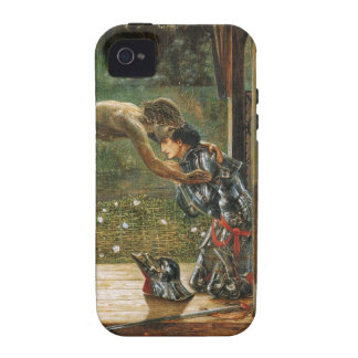Merciful Knight iPhone 4/4S Covers