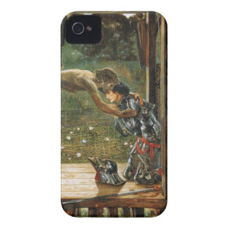 Merciful Knight iPhone 4 Case-Mate Cases