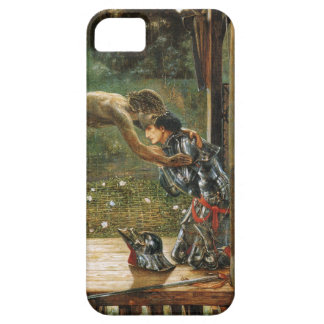 Merciful Knight iPhone SE/5/5s Case