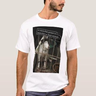 Merciful to Animals Unisex Standard Shirt