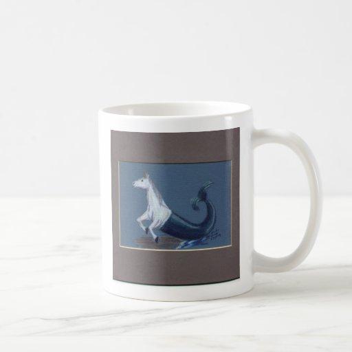 Mercorn Classic White Coffee Mug