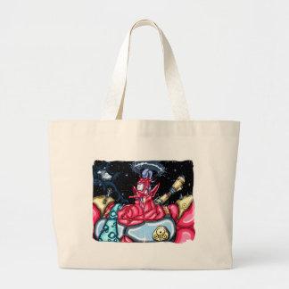 Mercurian Marauder Canvas Bag