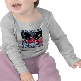 Mercurian Marauder T Shirts