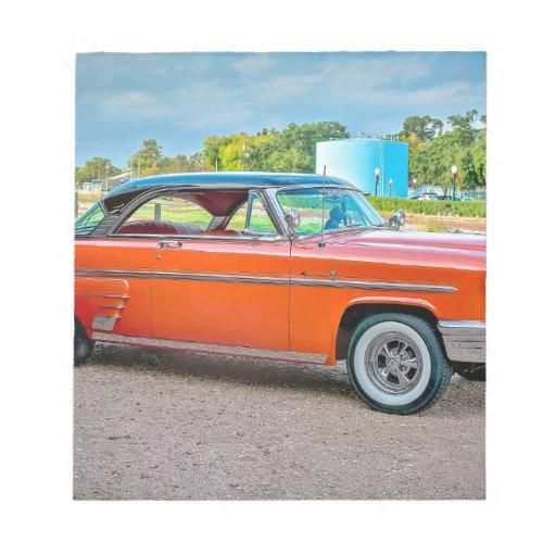 Mercury 1953 Monterey Blocs
