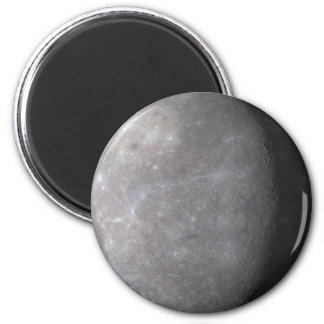 Mercury 2 Inch Round Magnet