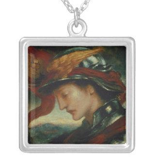 Mercury 2 personalized necklace