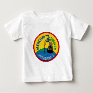 Mercury 3: Freedom 7 Alan Shepherd Baby T-Shirt