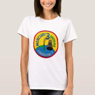 Mercury 3: Freedom 7 Alan Shepherd T-Shirt