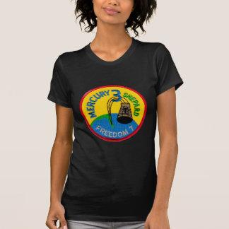 Mercury 3: Pastor de Alan de la libertad 7 Camiseta