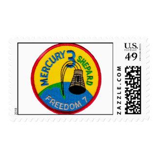 Mercury 3: Pastor de Alan de la libertad 7 Envio
