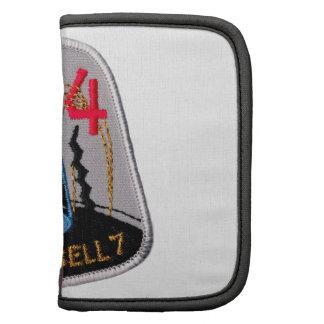 Mercury 4: Gus Grissom de Liberty Bell 7 Planificadores