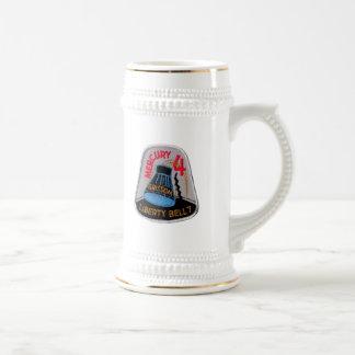 Mercury 4: Gus Grissom de Liberty Bell 7 Taza De Café