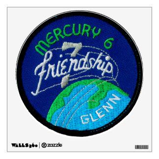Mercury 6: Amistad 7 - John Glenn Vinilo