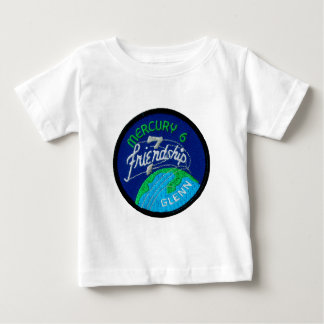 Mercury 6: Friendship 7 – John Glenn Baby T-Shirt